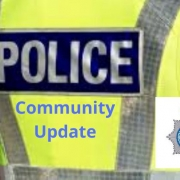 Police Community Update with NYP logo